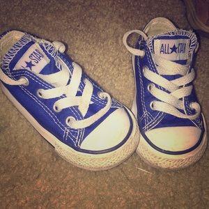 Baby boy converse